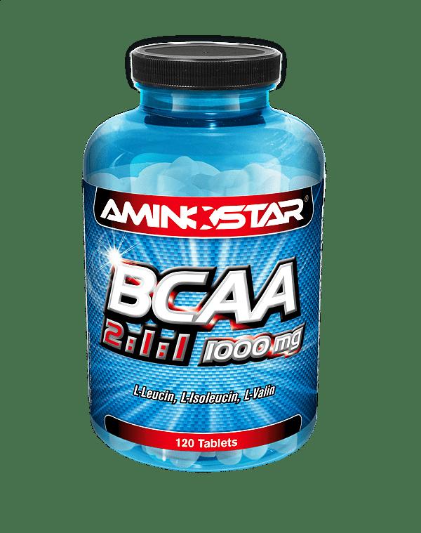 BCAA 2:1:1 1000 mg
