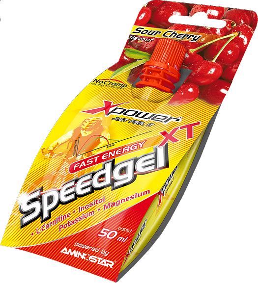 Xpower Speed Gel 50 ml Pomeranč