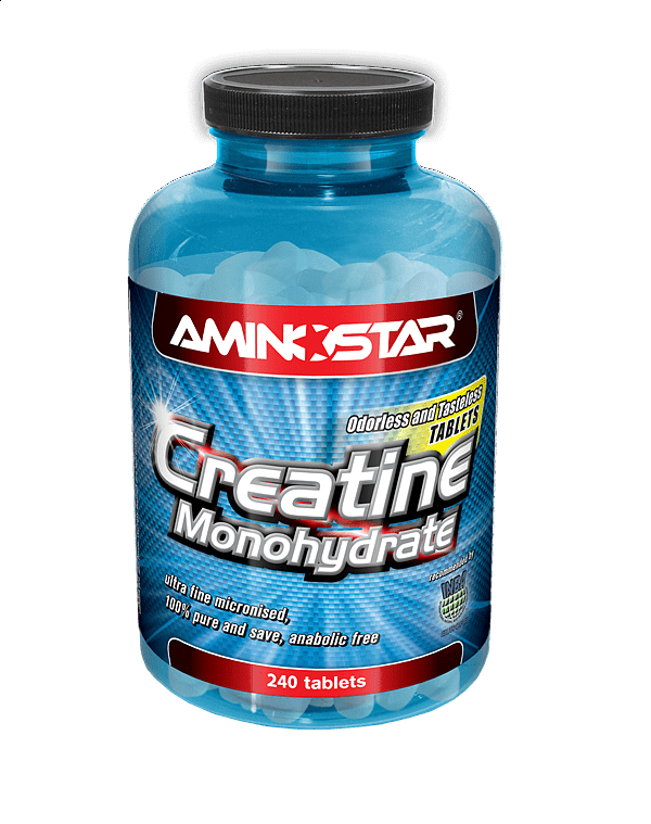 Creatine Monohydrate (tablety)