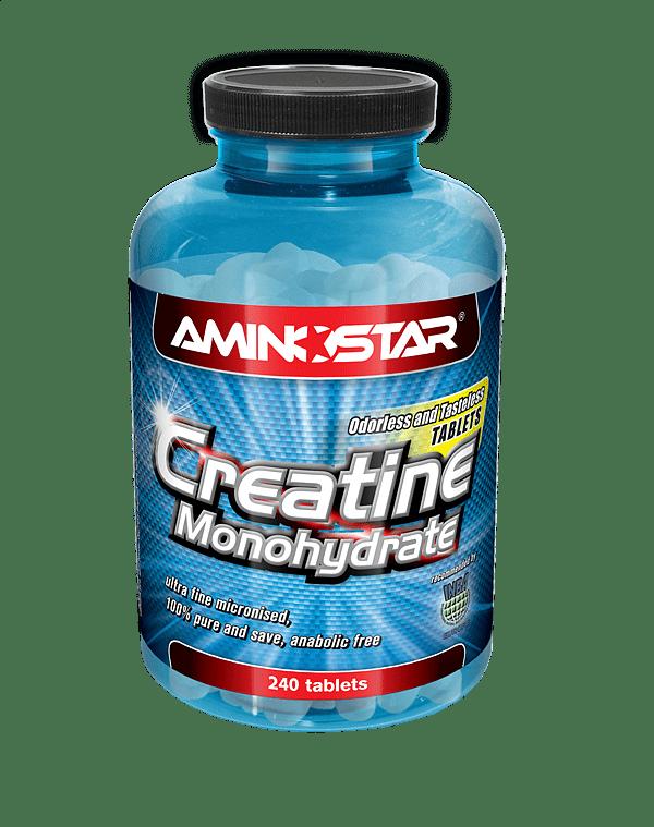 Creatine Monohydrate tablety