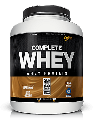 Cytosport Complete Whey 2.27kg Cookies & Cream