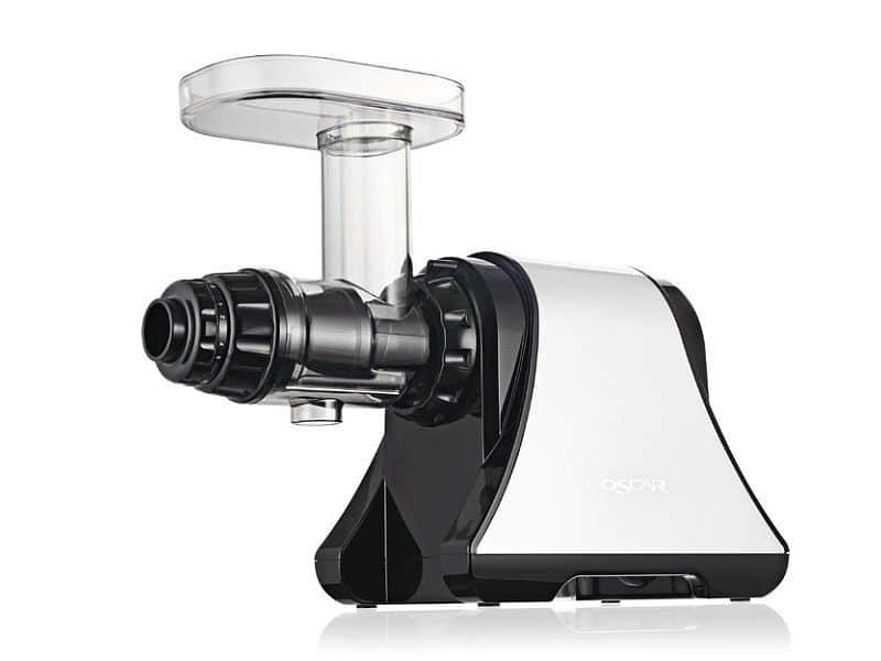 Šnekový odšťavňovač Oscar DA-1200 bílá