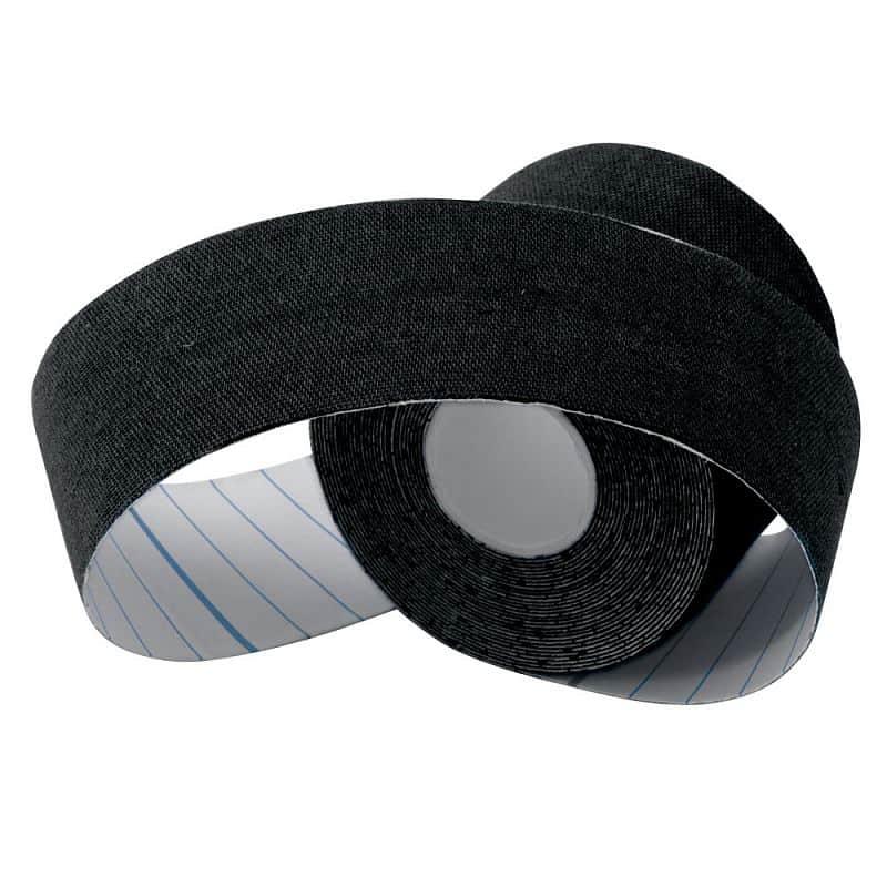 Tejpovací páska inSPORTline NS-60 Barva černá