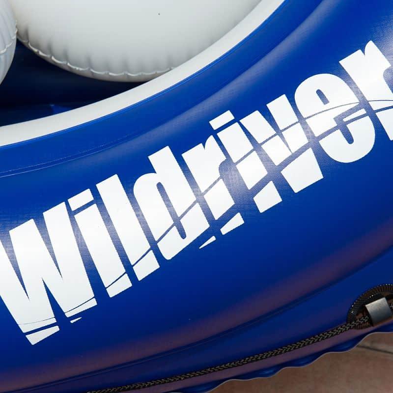 Nafukovací člun Aqua Marina WildRiver s motorem