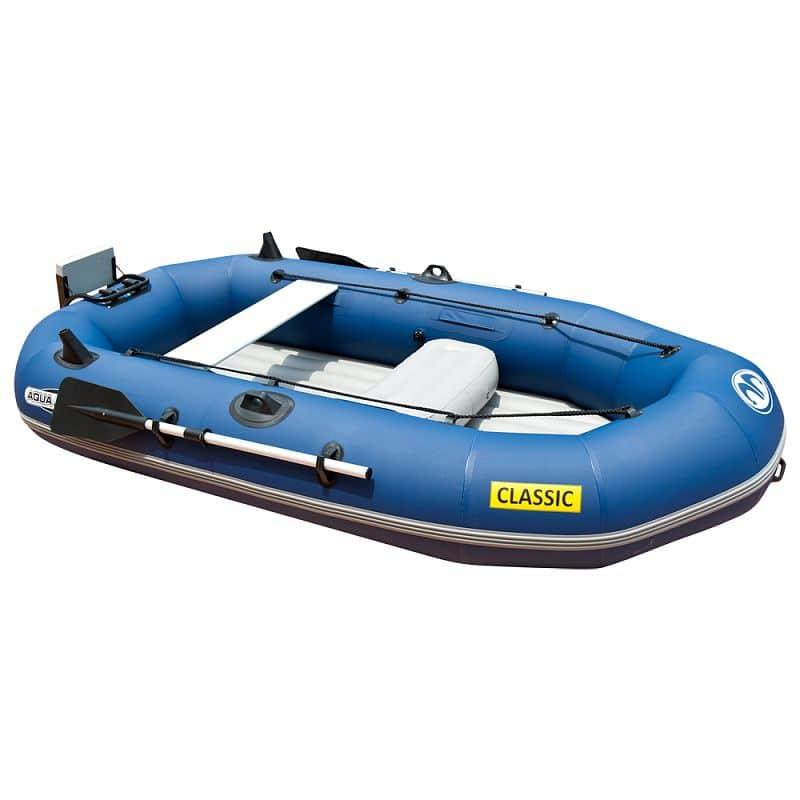 Nafukovací člun Aqua Marina Classic s motorem
