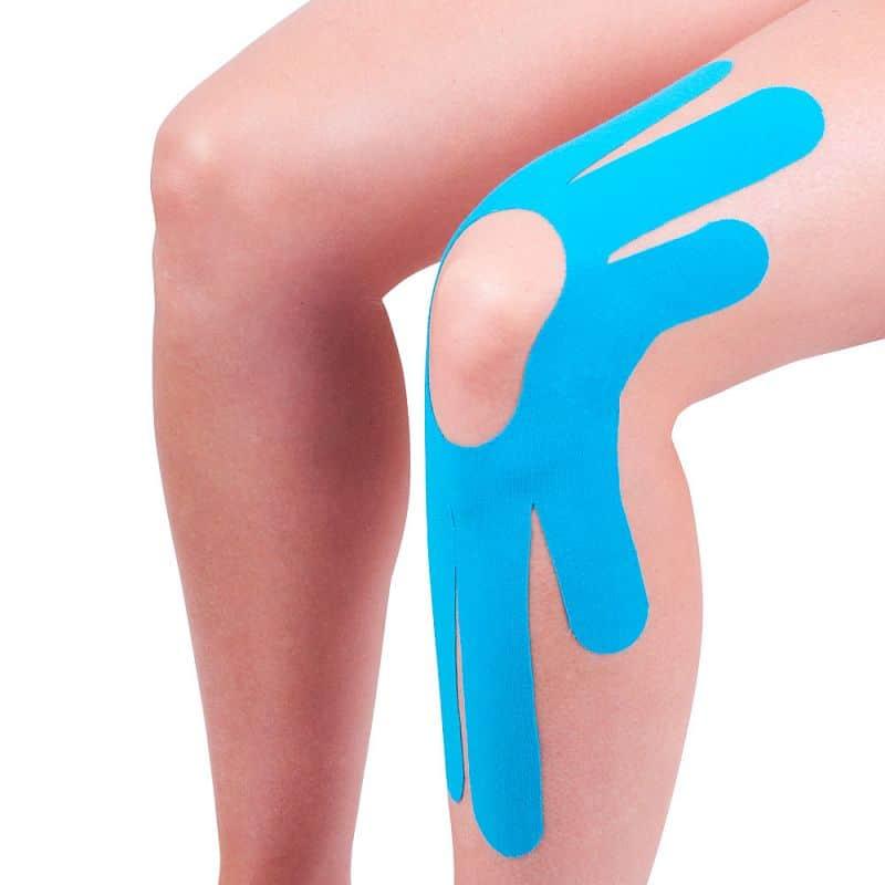 Tejpovací páska na koleno inSPORTline NS-30