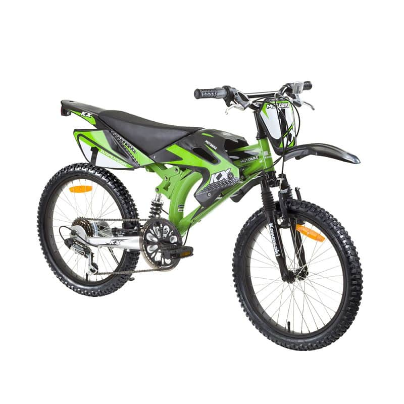 Juniorský bicykel KAWASAKI Rebel 20""