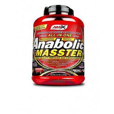 Anabolic Masster™ 2200g Lesní ovoce