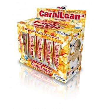 CarniLean thermogenic fat turner ampule 10x25ml