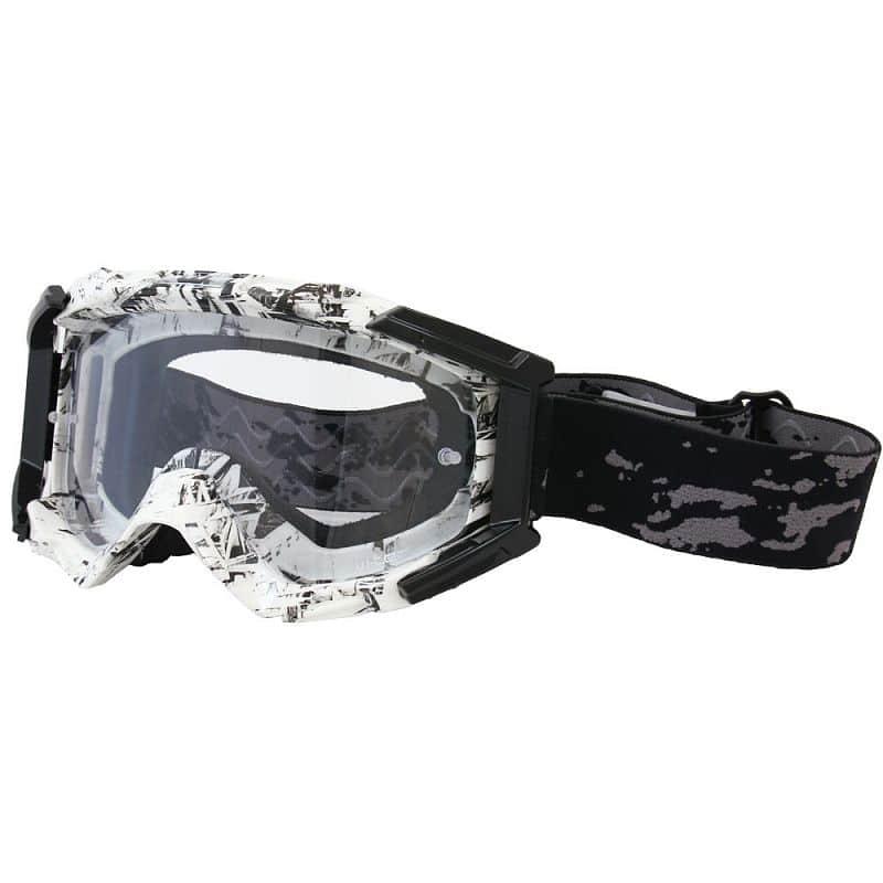 Motokrosové brýle W-TEC Major s grafikou