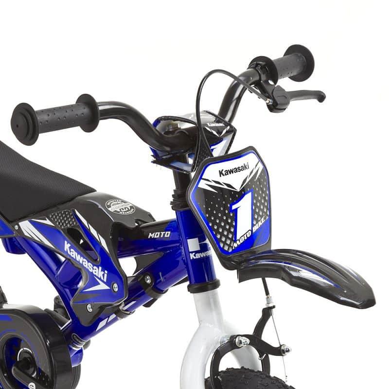 "Dětské kolo KAWASAKI Moto 12"" - model 2014"