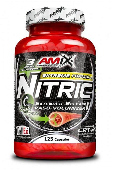 Nitric Amix 125cps