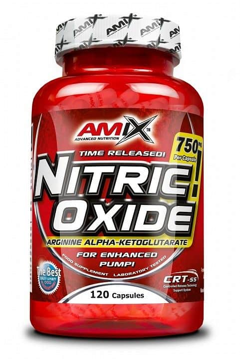 Nitric Oxide Amix 120cps