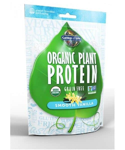 Organic Plant Protein