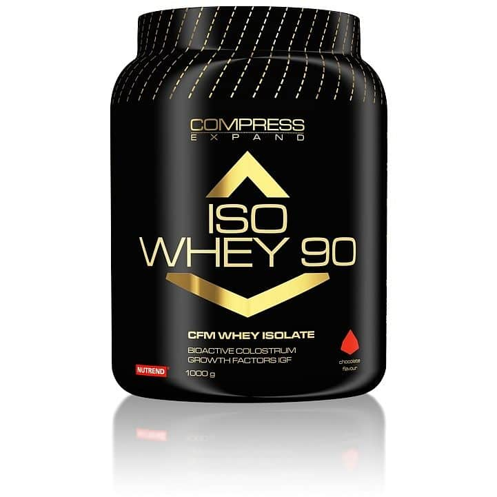 Compress Iso Whey 90