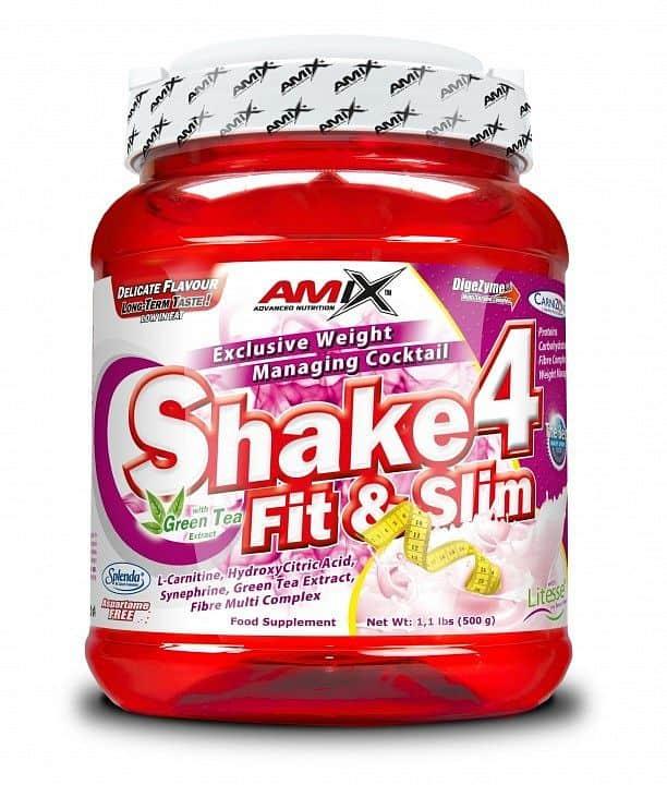 Shake 4 Fit&Slim 1000g Čokoláda