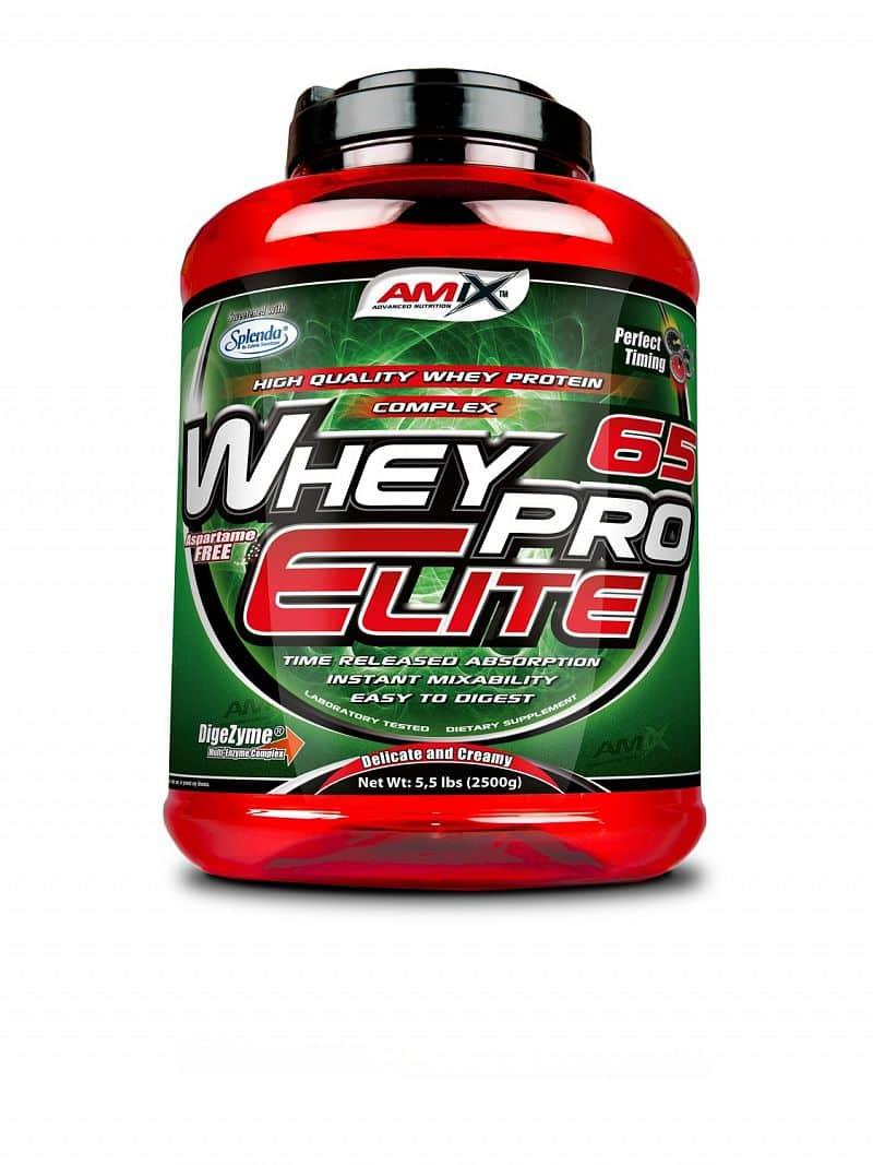 WheyPro Elite 65% Amix 2500 g Čokoláda