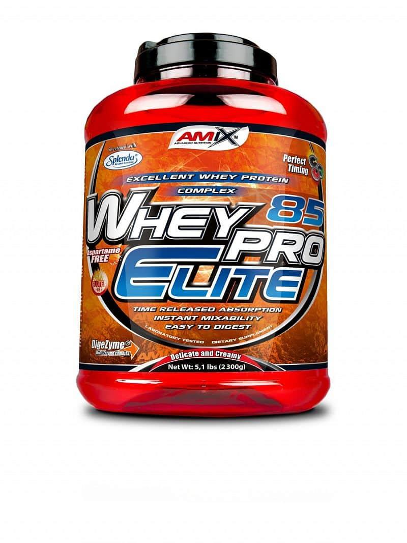 WheyPro Elite 85% Amix 2,3kg