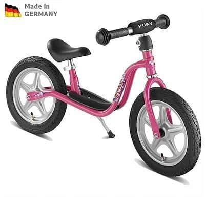 Odrážedlo PUKY Learner Bike Standard LR 1L růžové