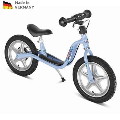 Odrážedlo s brzdou PUKY Learner Bike LR 1 BR oceánská modrá 2016 Červená
