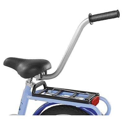 Tyč pre tlačenie bicykla