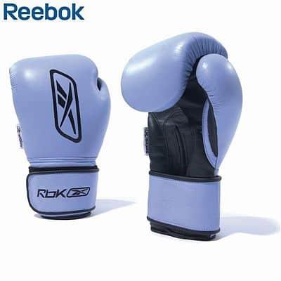 Tréninkové boxovací rukavice REEBOK modré