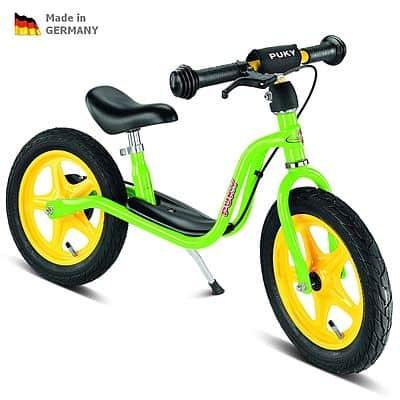 Odrážedlo s brzdou PUKY Learner Bike LR 1 BR kiwi