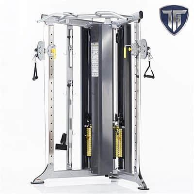 Rohový posilovací stroj TUFF STUFF CDP-300 - montáž zdarma, servis u zákazníka