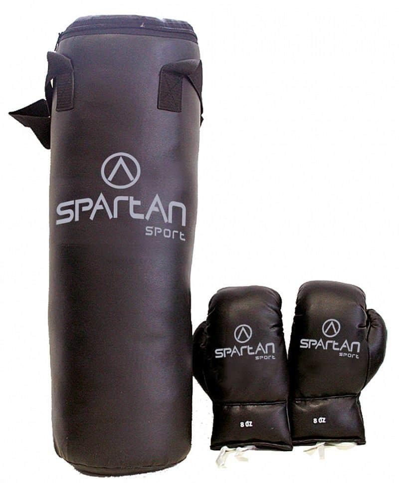 Boxovací set Junior - rukavice + pytel 8 kg