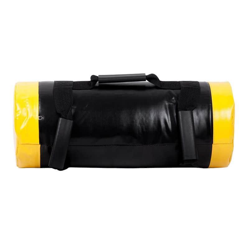 Posilovací vak s úchopy inSPORTline FitBag - 5 kg