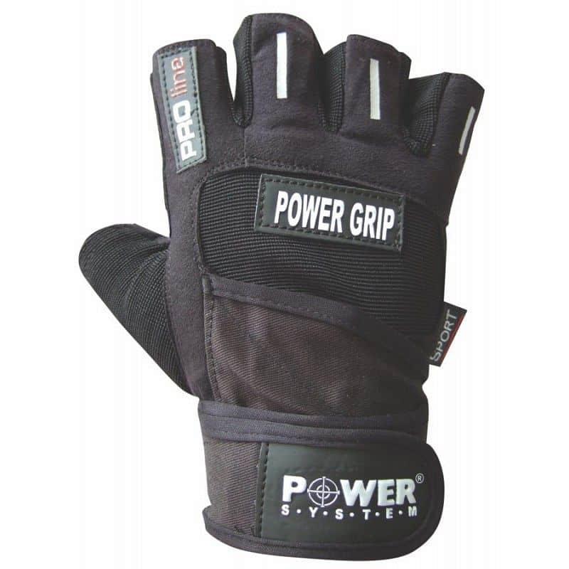 Fitness rukavice Power System 2800 Power Grip - vel. S M
