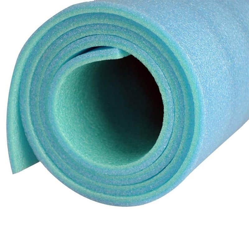 Gymnastická podložka na aerobic 80 x 50 cm