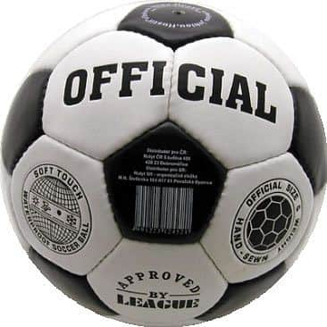 Fotbalový míč TRULY OFFICIAL LINE, vel.5