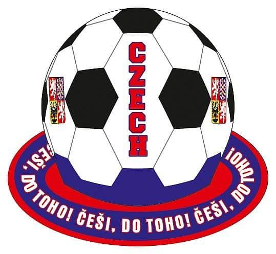 Klobouk fotbalový míč ČR 2