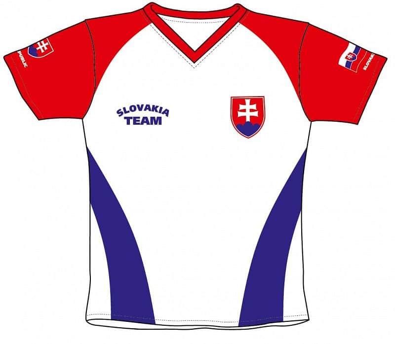 Fotbalový dres SR 1