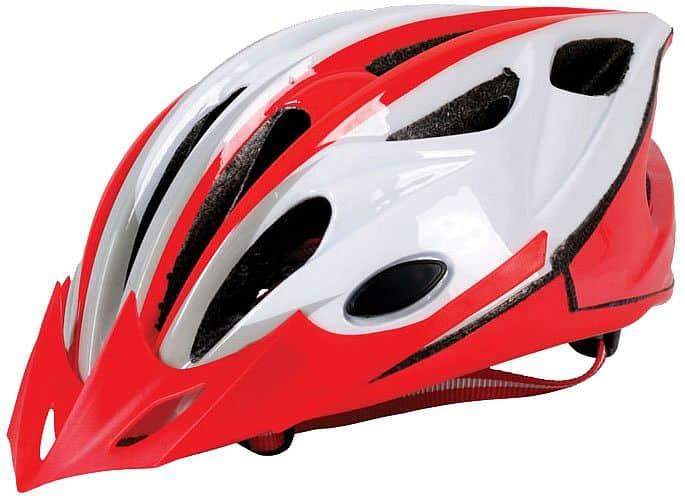 Cyklo helma SULOV SKIN, vel. L, červená