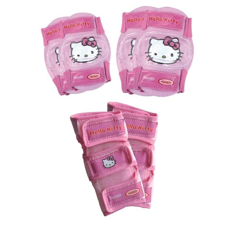 Chrániče Hello Kitty Set 6 dílný OHKY03