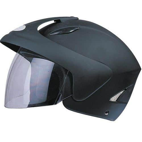 Moto přilba WORKER V520 - černá Barva černá, Velikost XS (54)