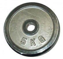 Kotouč chrom 5 kg
