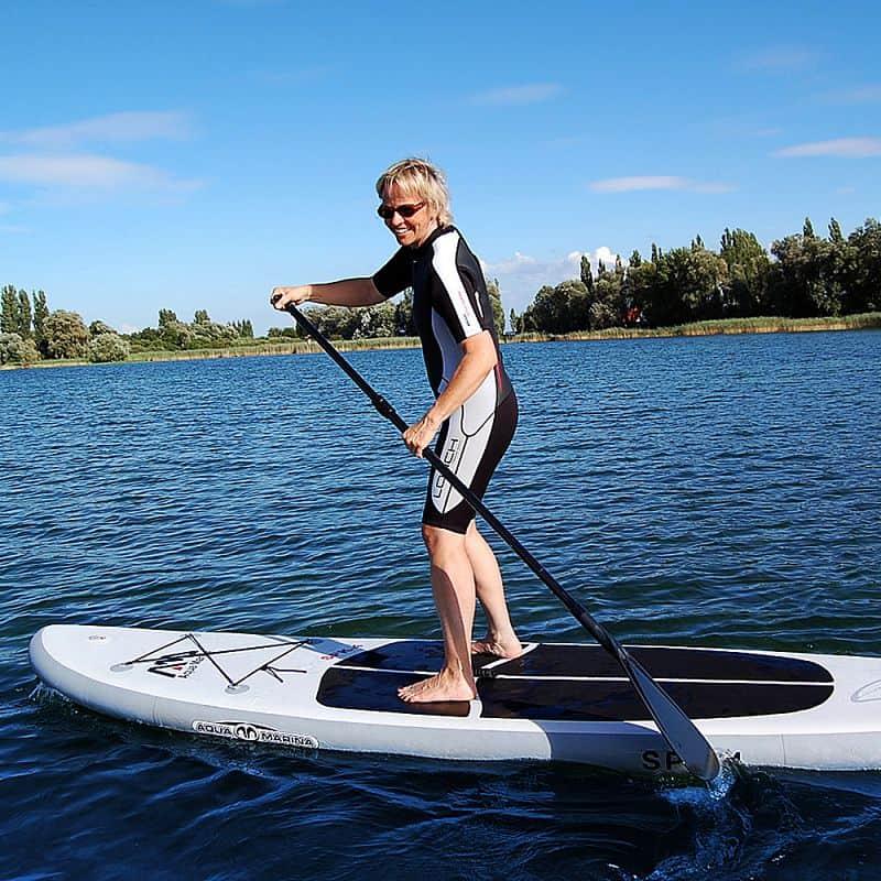 Karbonové pádlo Aqua Marina Carbon Guide pro paddleboard