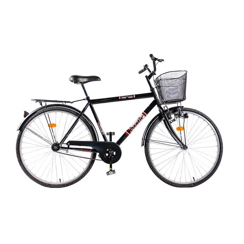 "Trekingové kolo Kreativ Comfort 2811 28"" - model 2015 Barva černá"
