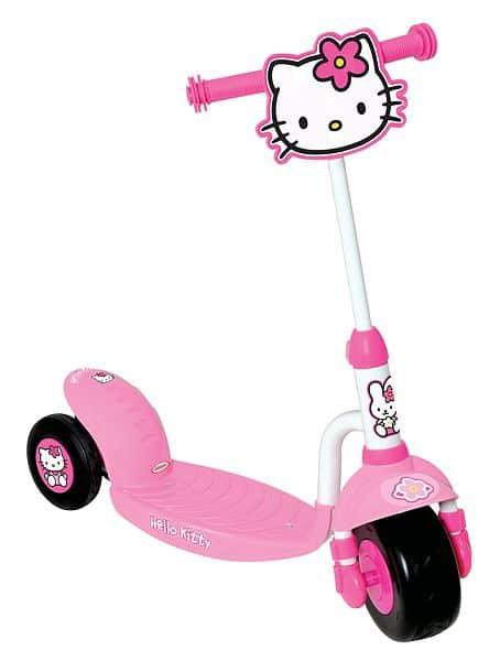 Hello Kitty dětská trojkoloběžka Elegance