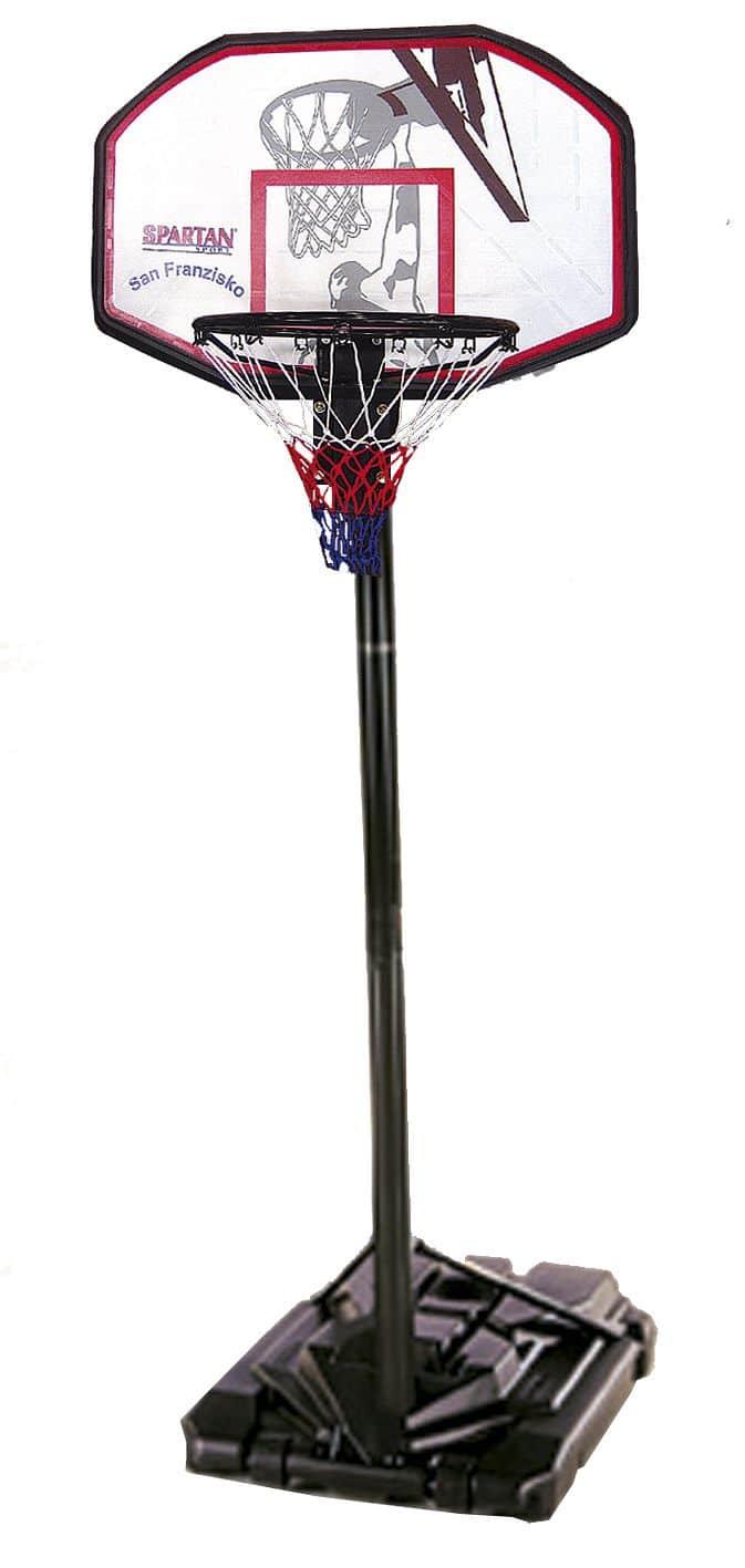 SPARTAN Basketbalová deska se stojanem Chicago