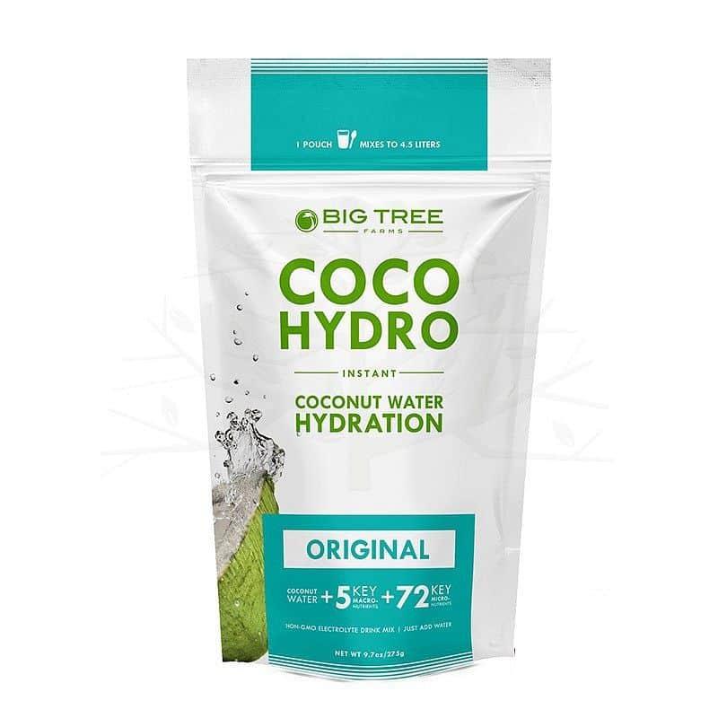 CocoHydro - Kokosová voda v prášku - 275g Original