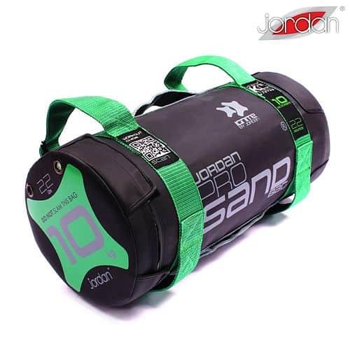 Powerbag - Sandbag JORDAN 10 kg zelený