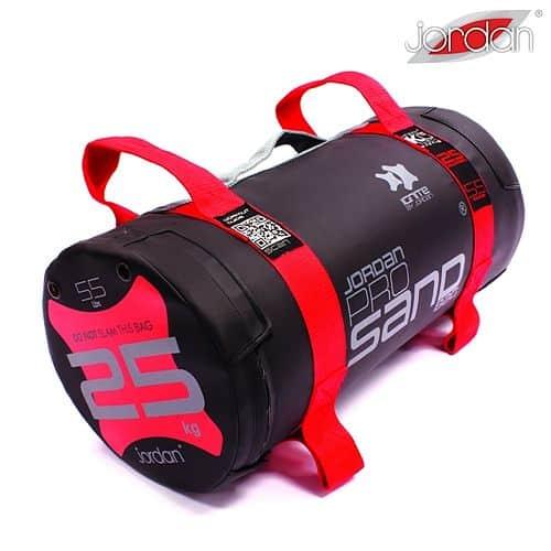 Powerbag - Sandbag JORDAN 25 kg červený