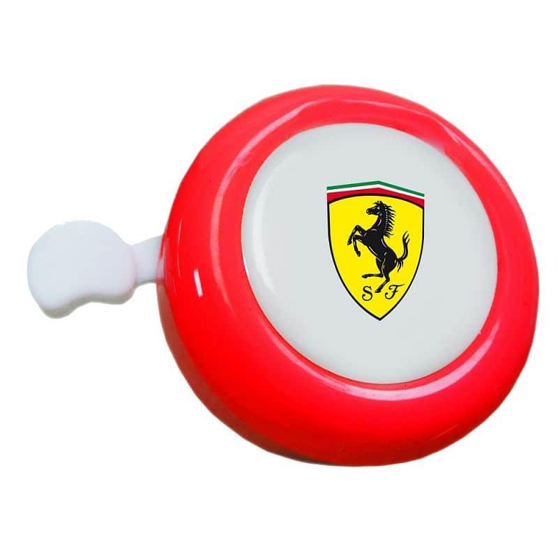 Zvonek na kolo Ferrari