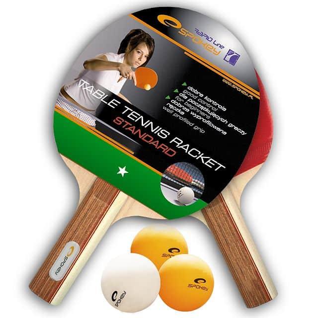 STANDARD SET-Sada na pingpong * rovná rukojeť
