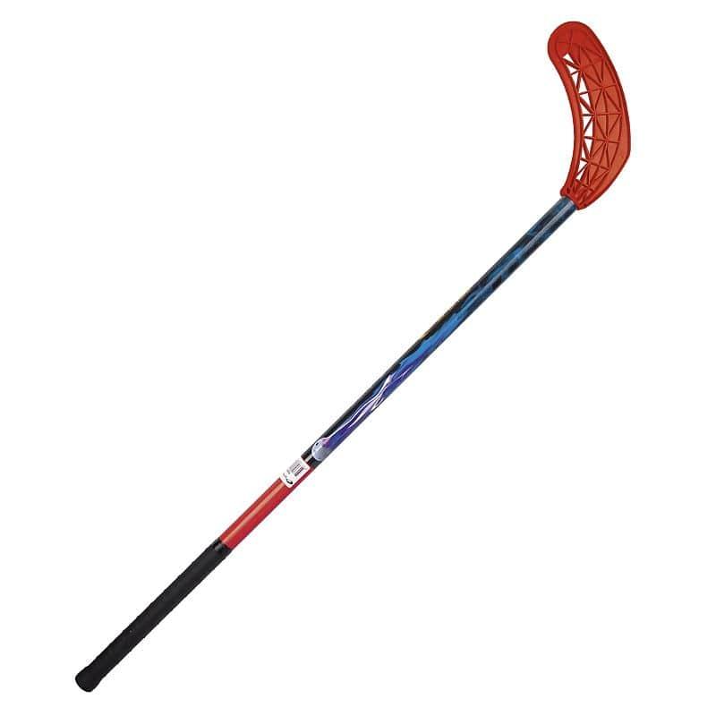 AVID-Hokejka florbal 95R červená