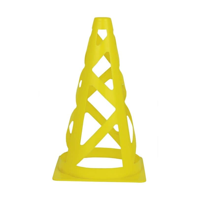 LITHE-Kužel 22,5 cm žlutá